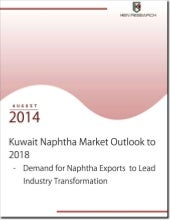 Kuwait naphtha market size by naphtha production and exports research report: Ken Research