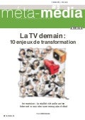 La TV demain : 10 enjeux de Transformation