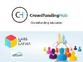 Labs of latvia - crowdfunding - more than money