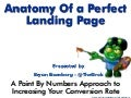 The Anatomy of the Perfect Landing Page