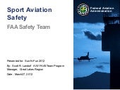 Sport Aviation Safety