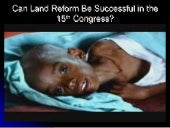 Land reform and political dynasty