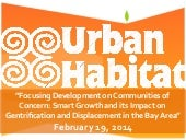 Focusing Development on Communities...