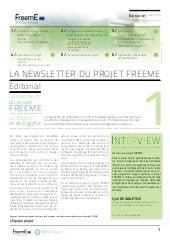 Projet FREEME de micro-finance Maro...