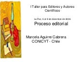 Proceso Editorial de Revistas Aguirre