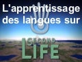 L'apprentissage des langues sur Second Life Slidecast