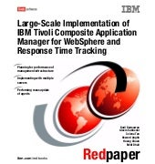 Large scale implementation of ibm t...