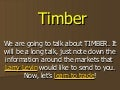 Larry Levin's Blog : Timber