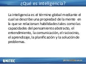 Las 8 inteligencias