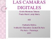 Las camaras digitales