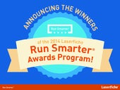 Laserfiche Run Smarter Award Winners 2014
