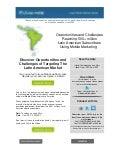 Webinar Invitation: Exploring the LATAM opportunity