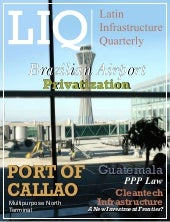 Latin Infrastructure Quarterly Issue 1