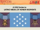Latino Medal of Honor Recipents
