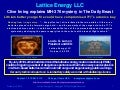 Lattice Energy LLC - Clive Irving publishes Daily Beast story implicating lithium-ion batteries in demise of MH 370 - October 15 2015