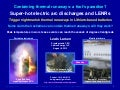 Lattice Energy LLC- Containment of Lithium-based Battery Fires-A Fools Paradise-Aug 6 2013