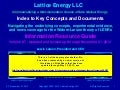 Lattice Energy LLC-Index to Documents re Widom-Larsen Theory of LENRS-Nov 21 2012