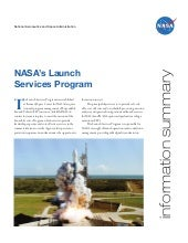 Launch Services Program