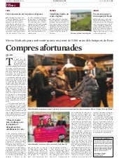 La Vanguardia. Articles. Economia