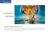 LIFE OF PI ACTIVITY PACK