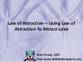 Law of Attraction – Using Law of At...
