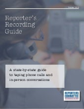 Laws on Taping Phone Calls and Conv...