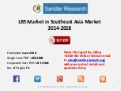 LBS Market Segments and Growth Anal...