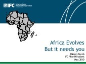 Africa Evolves, but it needs you - ...