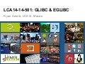 LCA14: LCA14-501: GLIBC & EGLIBC