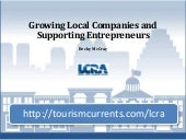 Growing Local Companies and Support...