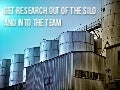 Lean Day West: Get Research Out of the Silo & Into the Team #LeanDayWest