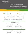 Leadership Advancement Series