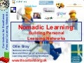 Personal Learning Networks - Scotland Education Summer School