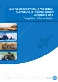Leading 20 Airborne ISR Companies 2014