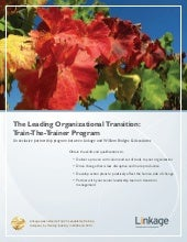Leading Organizational Transition B...