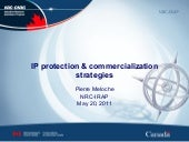 IP protection & commercialization s...