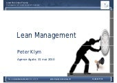 Lean Management (French)