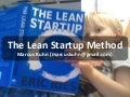 Introduction to the Lean startup