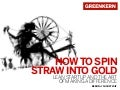 Lean startups: Spinning Straw into Gold