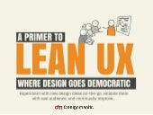 A Primer To Lean UX