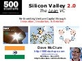 Silicon Valley 2.0 -- The Lean VC