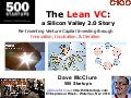 Silicon Valley 2.0: The Lean VC (Waterloo)
