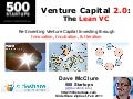 Venture Capital 2.0: The Lean VC