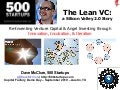 VC 2.0: The Lean Investor (Sept 2010)