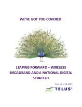 Leaping Forward Wireless Broadband ...