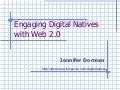 Learning 2.0 with Web 2.0
