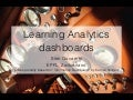 Learning Analytics Dashboards