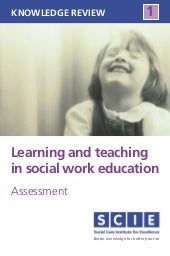 Learning and teaching Social Work e...