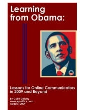 Aprendendo com Obama (Learning From...