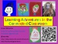 Learning adventures in the Early Years Connected Classroom